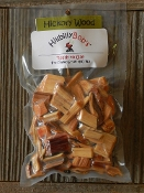 Hickory Pre-Soaked Ready-To-Use Smoking Chips